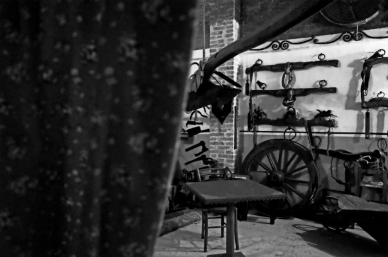 az ag fiorini il museo della civiltà contadina un piccolo museo che ha raccolto nel tempo le Atrezzature agricole di casa fiorini bianchello del Metauro