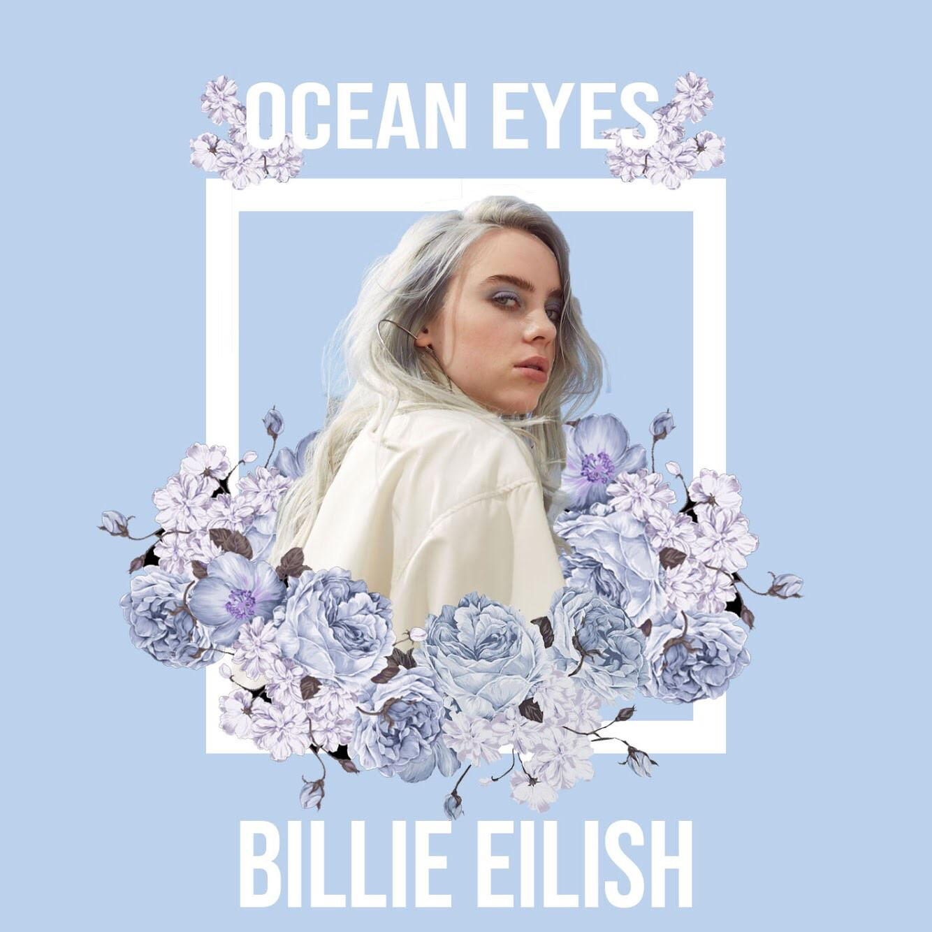 """- Firstly, I can't believe it's taken me this long to stumble across Billie Eilish's music- this girl's flippen incredible. """"Bury A Friend"""" has been at the top of my """"most played"""" list for the past three weeks."""