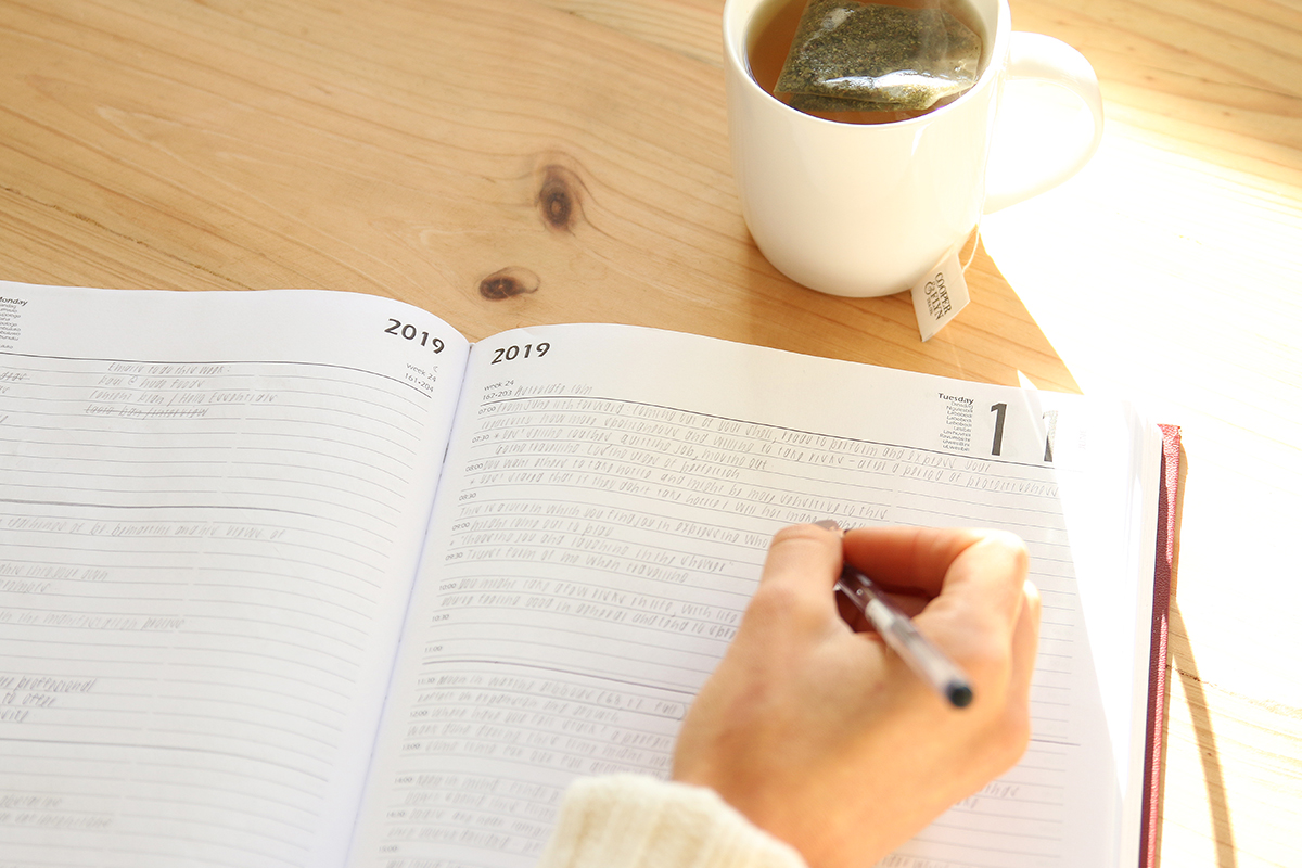 - How to start a journaling practice.
