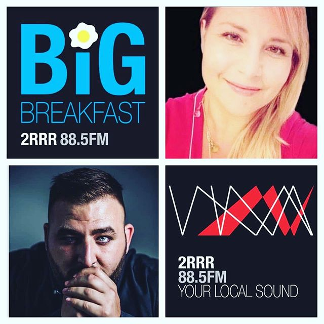 Tune in tomorrow to Big Breakfast on 2RRR 88.5fm or stream it on 2rrr.org.au, I'll talking about my new single 'Games' from 8:15am  #games #newmusic #musicvideo #youtube #facebook #spotify #applemusic #soundcloud #2rrr #bigbreakfast
