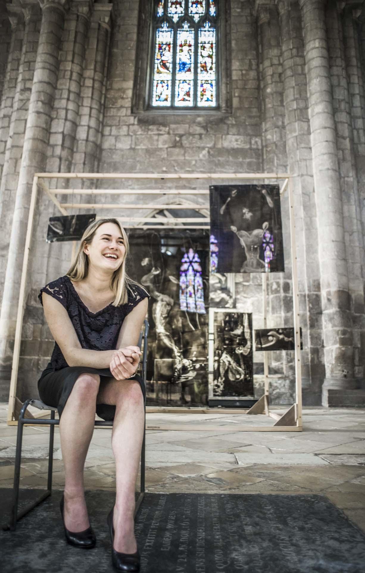 Robin Watkins - Davis SHIFT Gloucester Cathedral