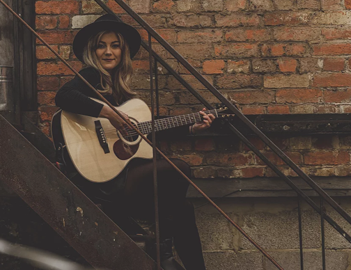 21:00 -21:45 - Music with Molly-Anne multi-instrumentalist and award-winning songwriter, bringing a quaint British charm to the Americana genre.CLICK FOR MORE INFO & TICKETS >>