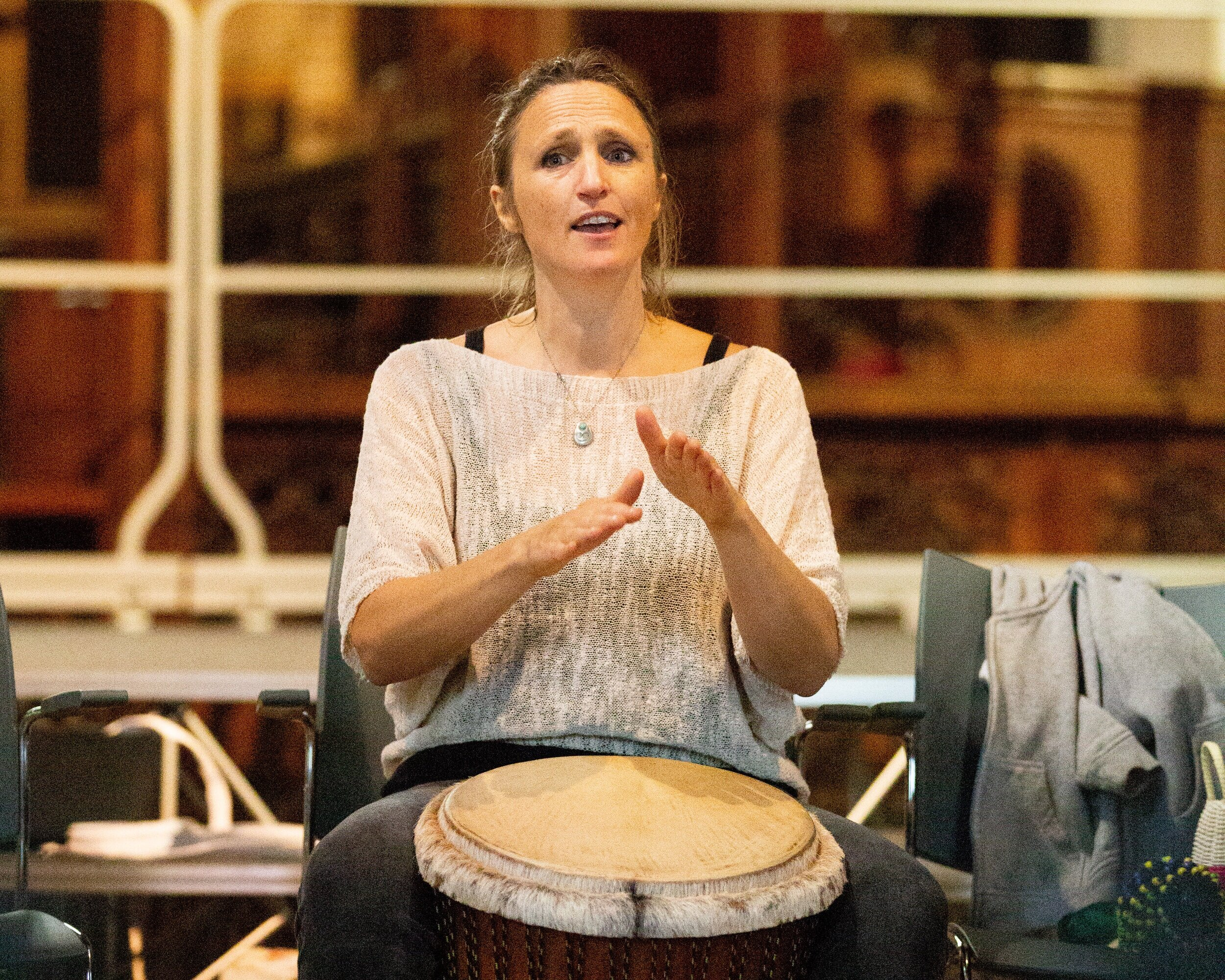 14:00 - 15:00 - All ages (child friendly) drumming workshop with Katie Harris. Witness the power of drum circle to build community, create connections and promote peace.CLICK FOR MORE INFORMATION >>