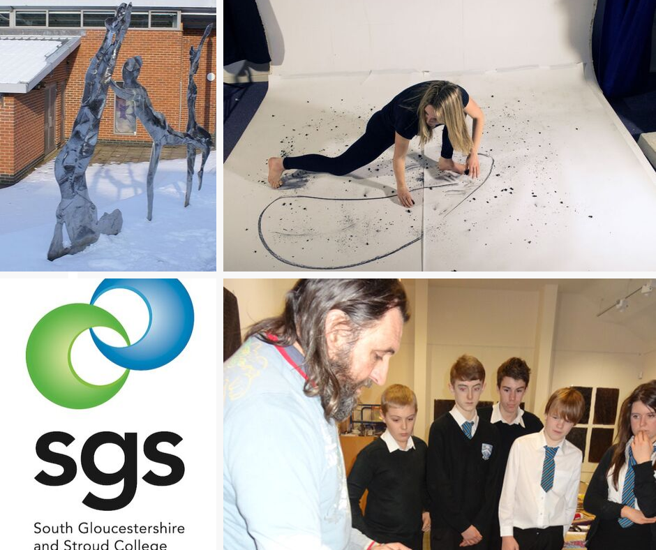 11:30 - 13:45 - Experimental art workshop, drawing and print making. With Lecturer and tutor at SGS, Simon Packard (PHD) & Robin Watkins - Davis.Large scale, multi media, expressive drawing class.CLICK FOR MORE INFORMATION >>