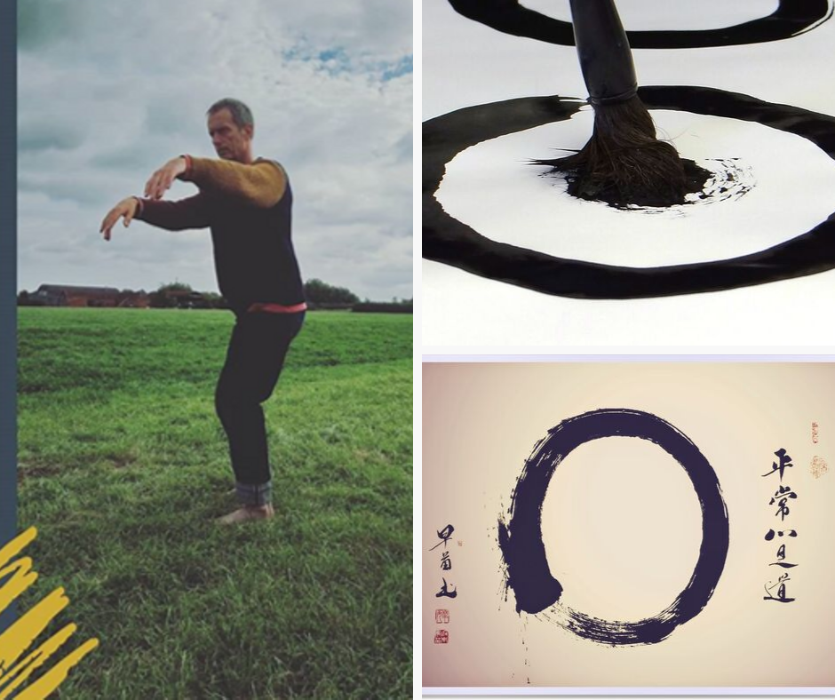 16:15 - 18:00 - 16:15 - 18:00 Japanese Zen Artist & Qigong (Tai Chi) class with Andre Christie & Max WatkinsCLICK FOR MORE INFORMATION >>