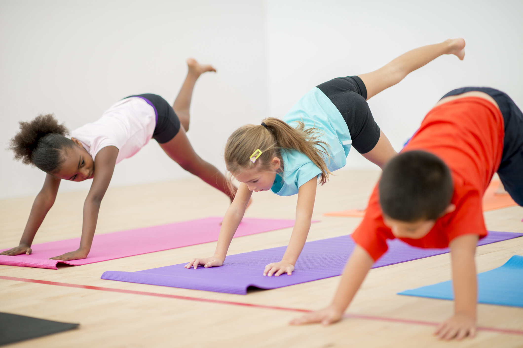 16:00 - 17:00 - Children well-being class inspired by yoga and mindfulness. With Robin Watkins - DavisCLICK FOR MORE INFO & TICKETS >>