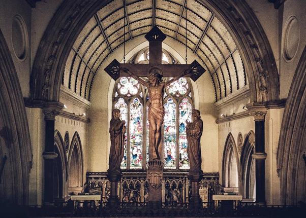 10:30 – 11:30 - Holy Communion Church Service in the Lady Chapel.Visit St Laurence website for more info >>