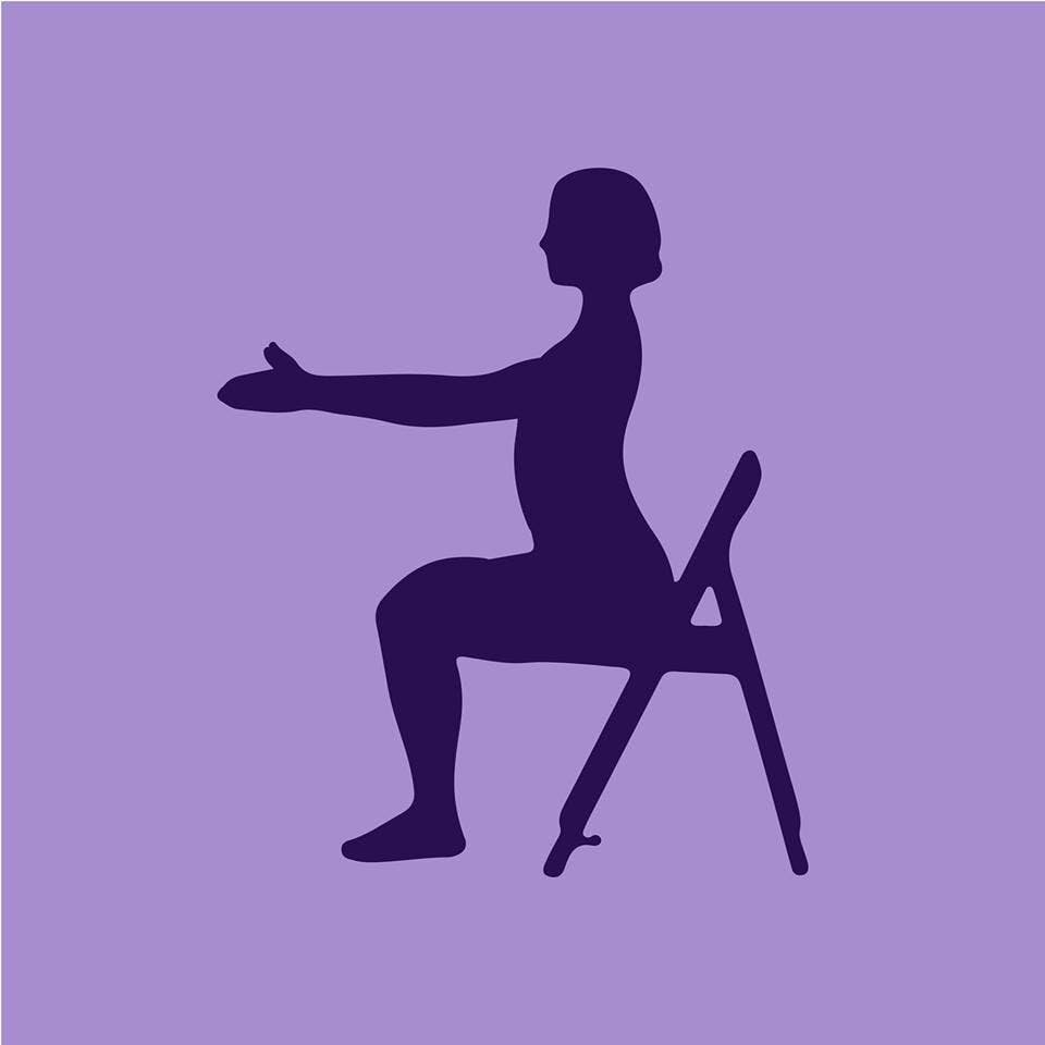 18 - 18:30 - Chair yoga with Robin Watkins - Davis. Learn how to do yoga movements and mindfulness in the comfort of your chair. This class is especially good if mobility or strength are effected. This is a gentle movement class showcasing a mixture of effective and innovative ways to stretch on a chair.CLICK FOR MORE INFO & TICKETS >>