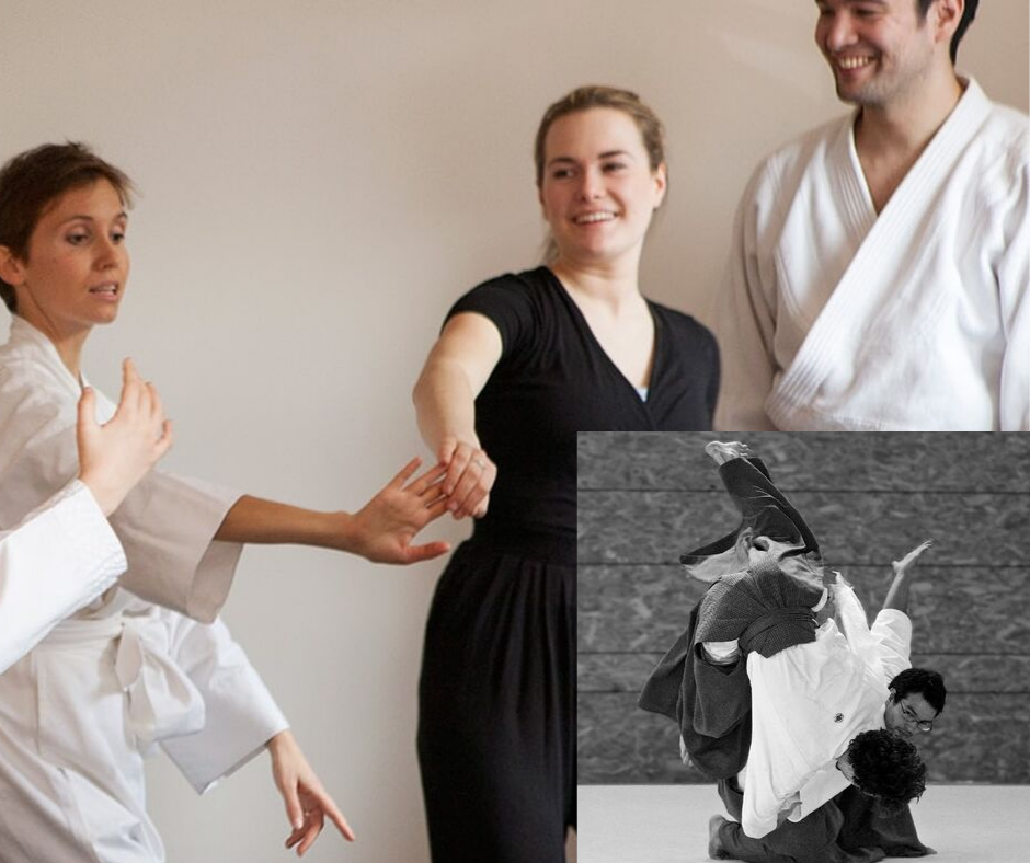 20:00 - 21:30 - Kinomichi workshop. Kinomichi is a non-competitive martial art deriving from Aikido.will be run by Viviana Rossi-Caffell, founder of Nutshell Studio in Nailsworth, visual artist and performer.CLICK FOR MORE INFO & TICKETS >>