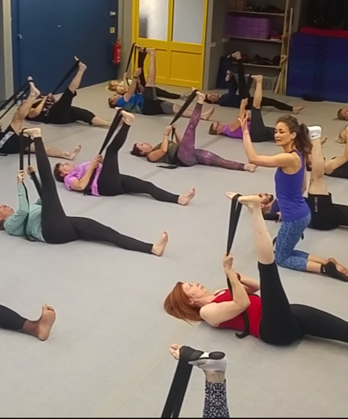 9:30 – 10:30 - Strength &Flexibility Class with Claire Berthier, Head Coach & Founder of FORMA, Gloucester's world leading GYM.CLICK FOR MORE INFO & TICKETS >>