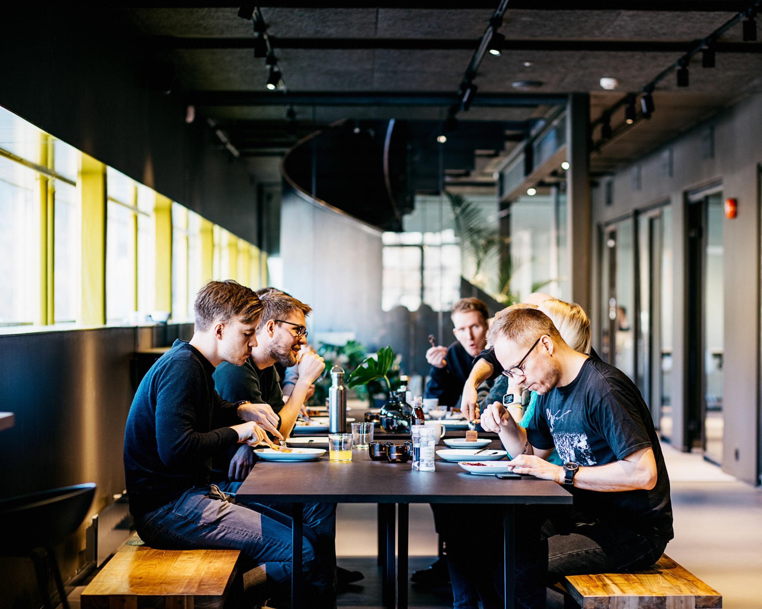 Unfold Kontor - Gjenbruk/ Sirkulær design