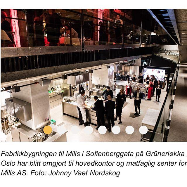 Prosjektet vårt er i finalen til Statens Pris for Byggkvalitet 2019! - I tøff konkurranse med Dronninga Landskap og Pir2arkitekter. For mer info:  https://dibk.no/statens-pris-for-byggkvalitet/nominerte-2019/mat--og-merkevarehuset/  #transformation #statensprisforbyggkvalitet #rebuild #gjenbruk #reuse #osloarkitektur #architecture #arkitektur #architectural #interiorarchitecture #interiorarchitecturedesign #elementarkitekter #dronningalandskap #pir2arkitekter #ledstenarkitektur
