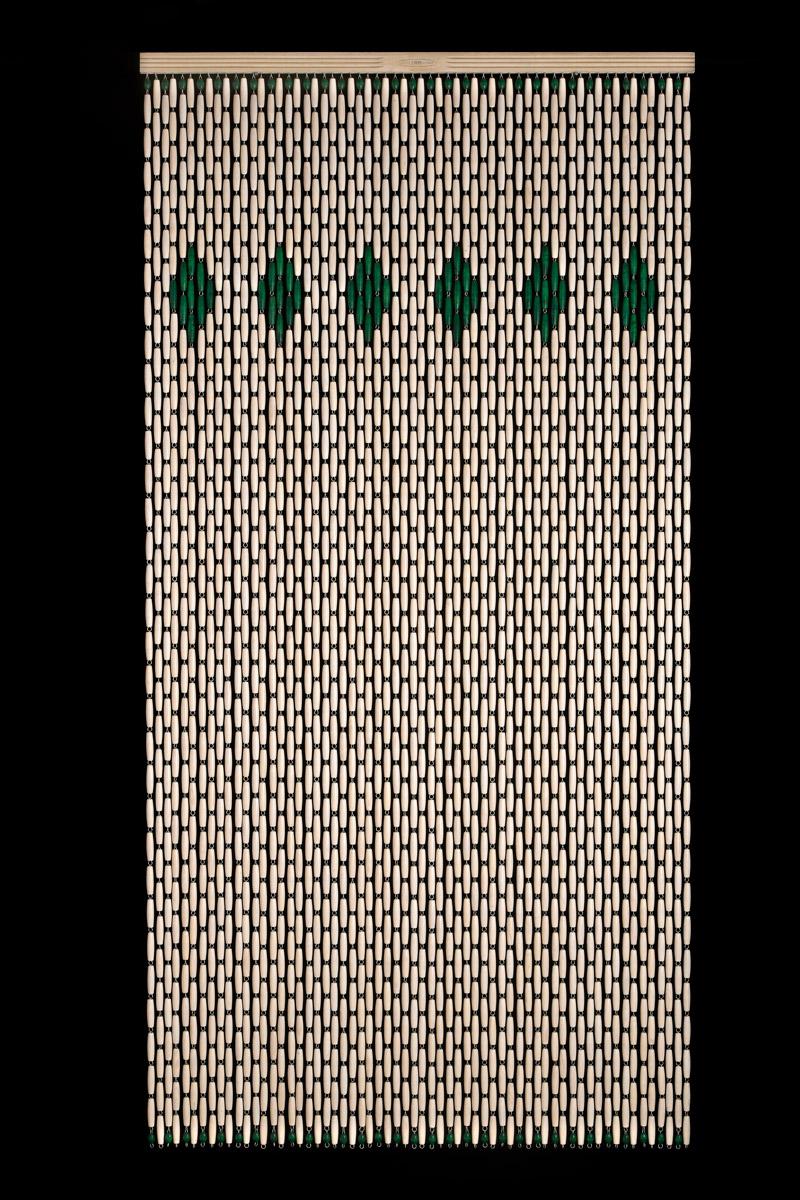 Vignal Vert foncé sur fond Blanc