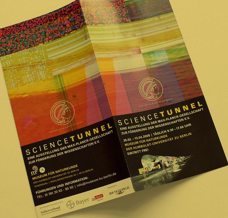 Begleitmaterial zur Ausstellung Science Tunnel