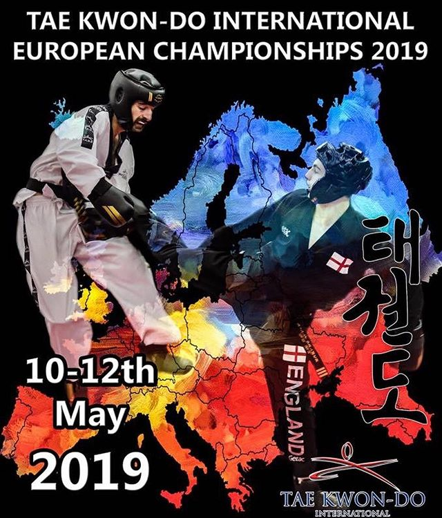 Good Luck Anjali, flying out to Croatia tomorrow with Team England for the European Championships. 🥋💪 #P4TKD