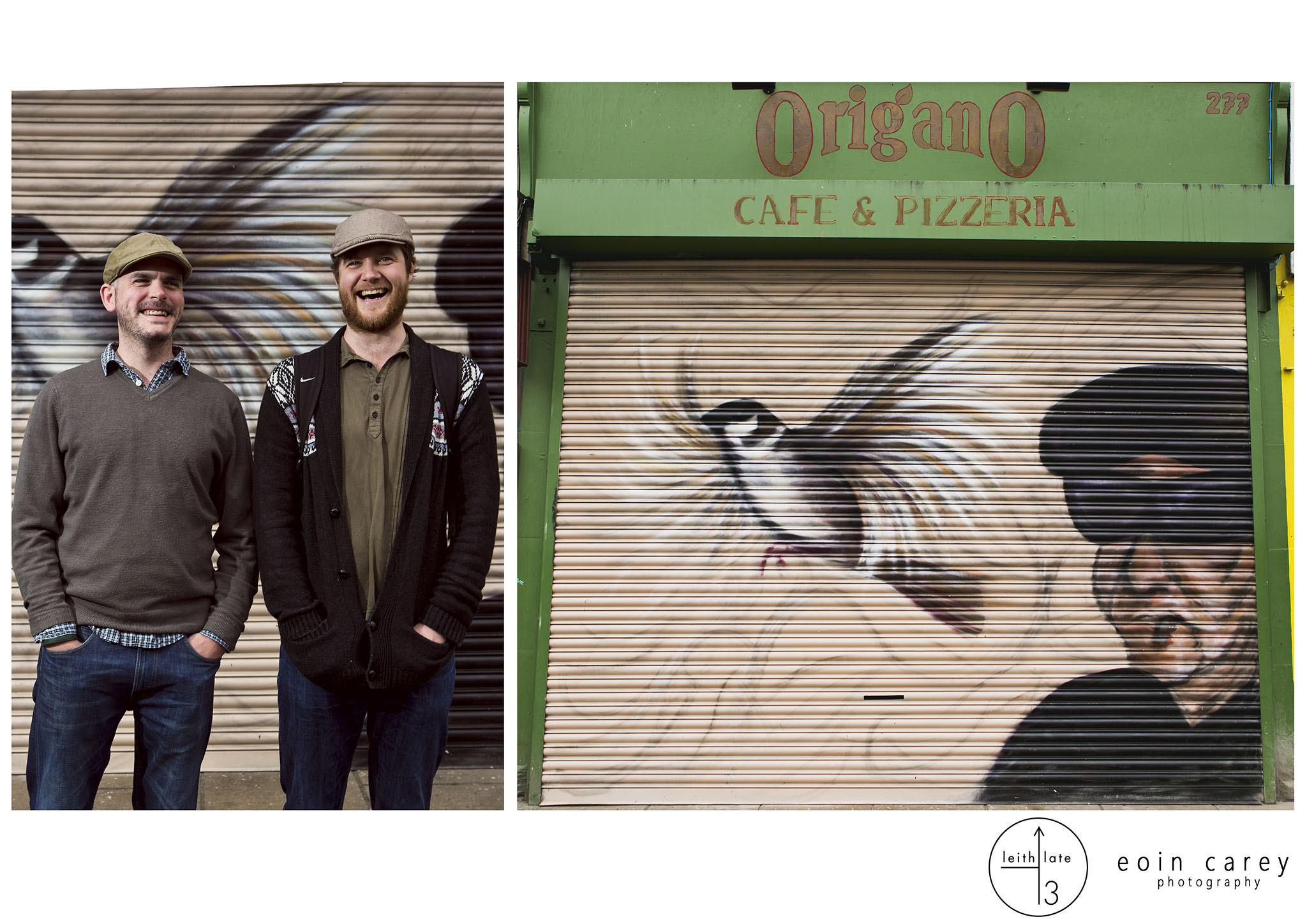 The Shutter Project – Skint Richie on Origano