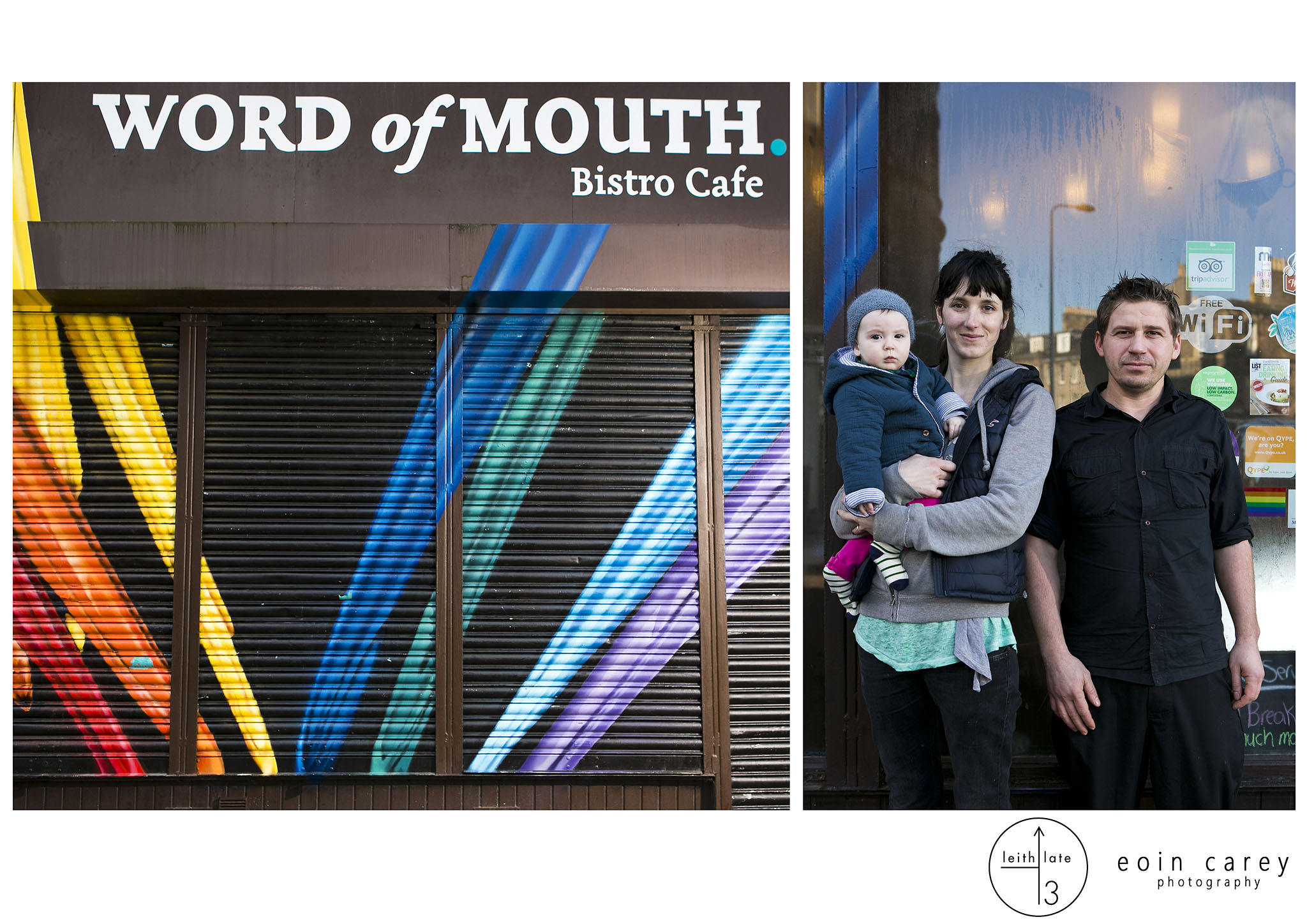 The Shutter Project – Word Of Mouth - Fraser Gray