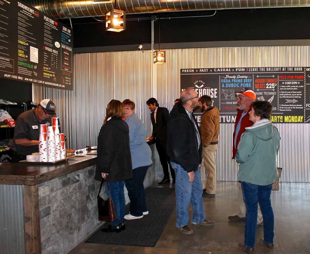 Warehouse focuses on food, fun and community - OTTUMWA — Opening a new restaurant is one way Dusty Ware is renewing his commitment to Ottumwa.