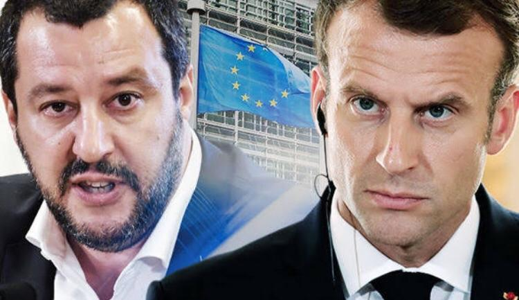 """Matteo Salvini, the Italian Interior Minister caused a diplomatic crisis by stating that France """"has no interest in stabilizing the situation [in Libya], probably because it has oil interests that are opposed to those of Italy"""". France, in turn, denied the statements describing them as """"ludicrous"""" and summoning the Italian ambassador to Paris for an explanation."""