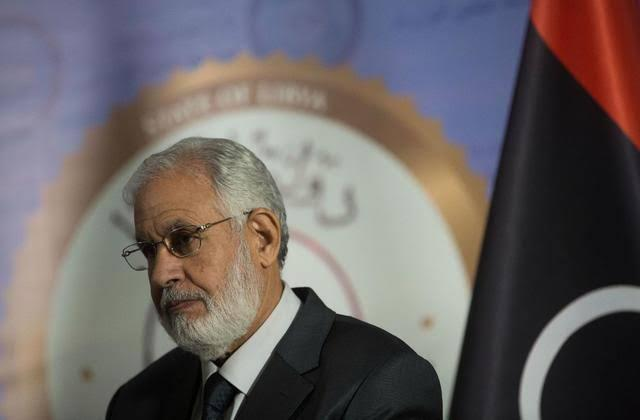 Mohamed Siala, the GNA's Minister of Foreign Affairs.