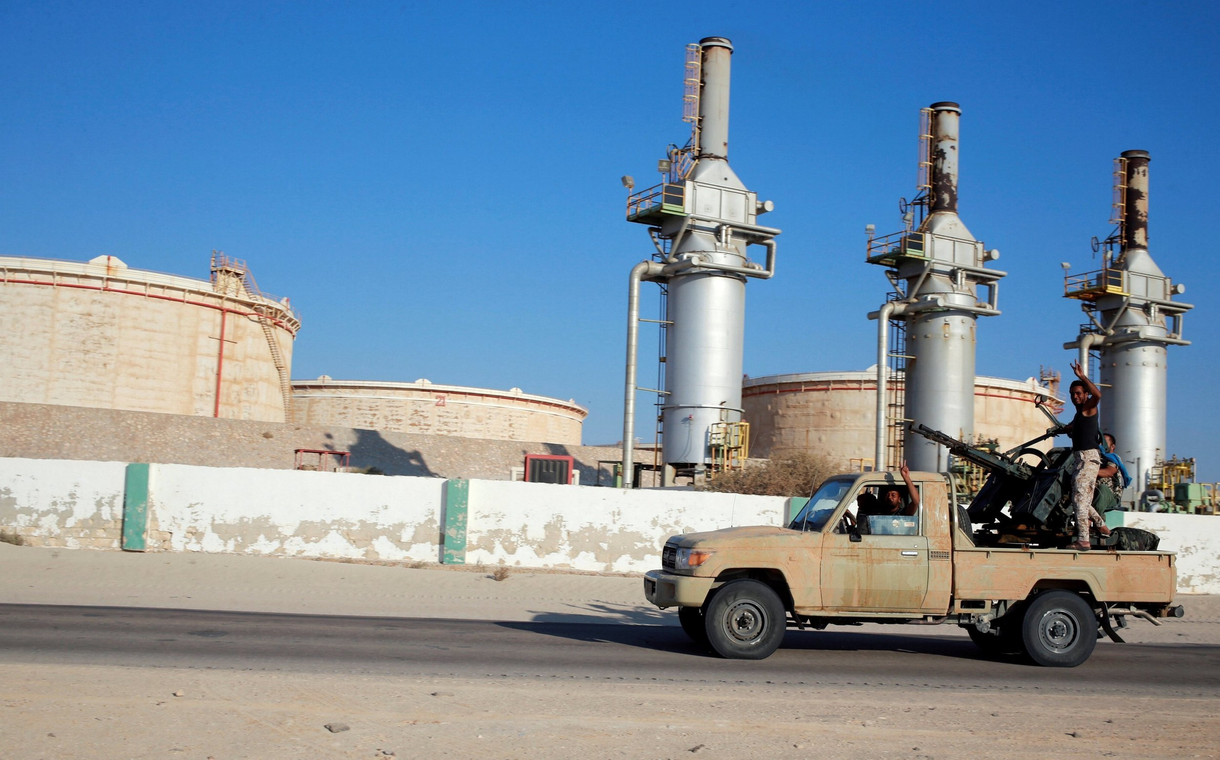 How a Lingering Conflict Could Impact Libya's Oil Production — Libya