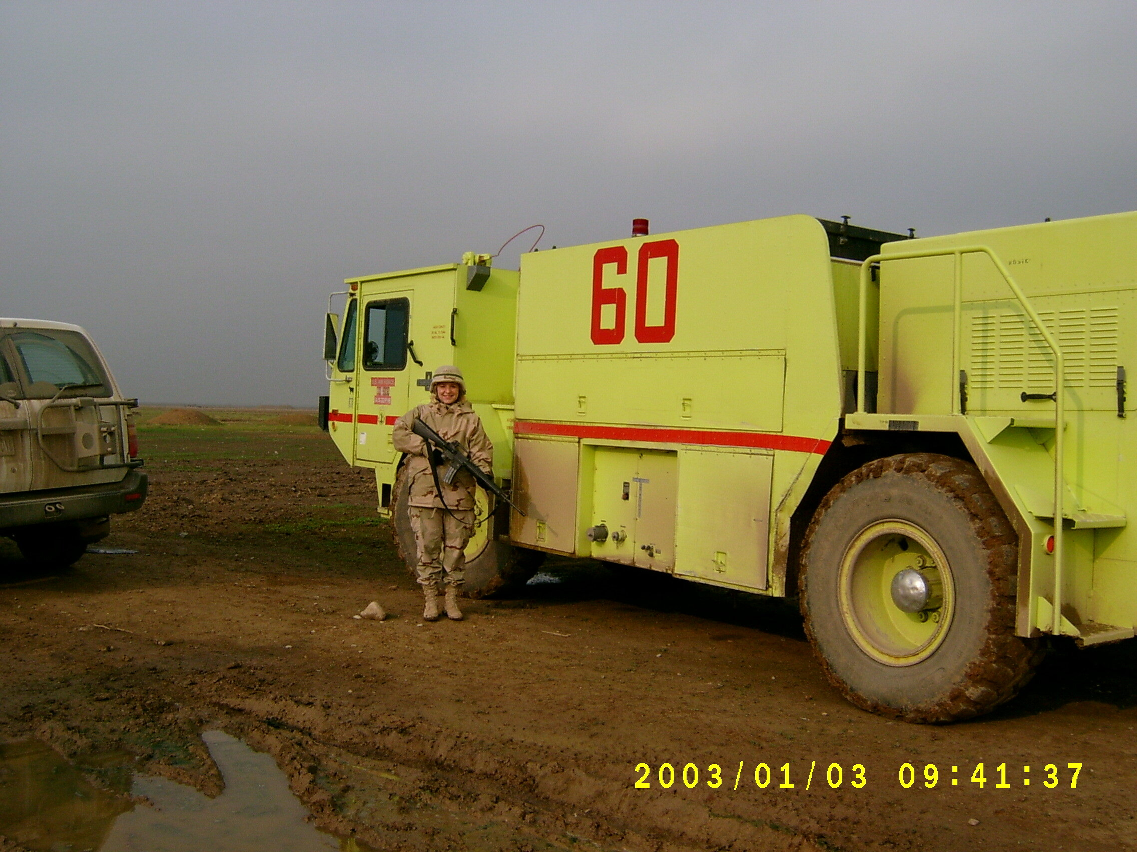 Ter and fire truck at range.JPG