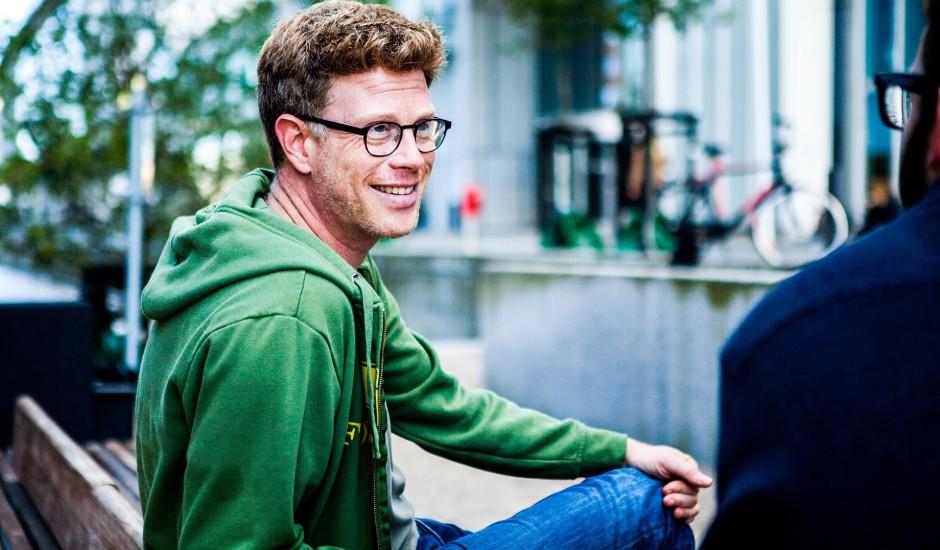 Martin Krasnik. Photo: Christoffer Rosenfeldt