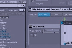 Implement audio in interactive media with in Wwise
