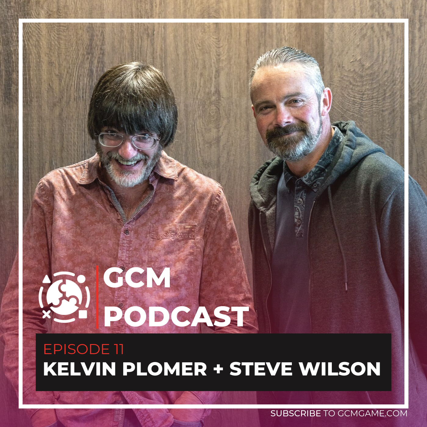 Thumbnail – GCM Podcast Ep.11 – Kelvin Plomer and Steve Wilson.png