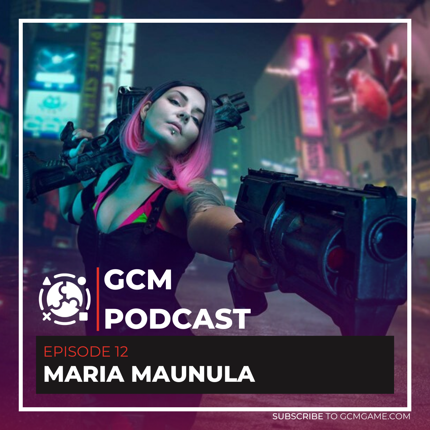 Podcast Thumbnail – GCM Podcast Ep.12 – Maria Maunula.png