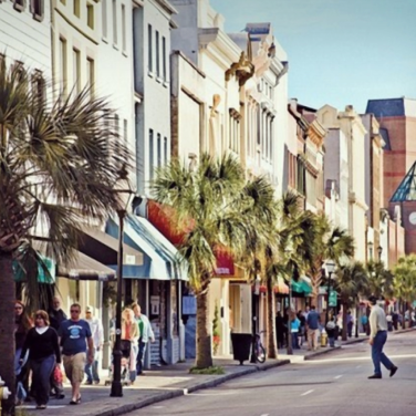 Free People opening in Charleston, SC - September 2018