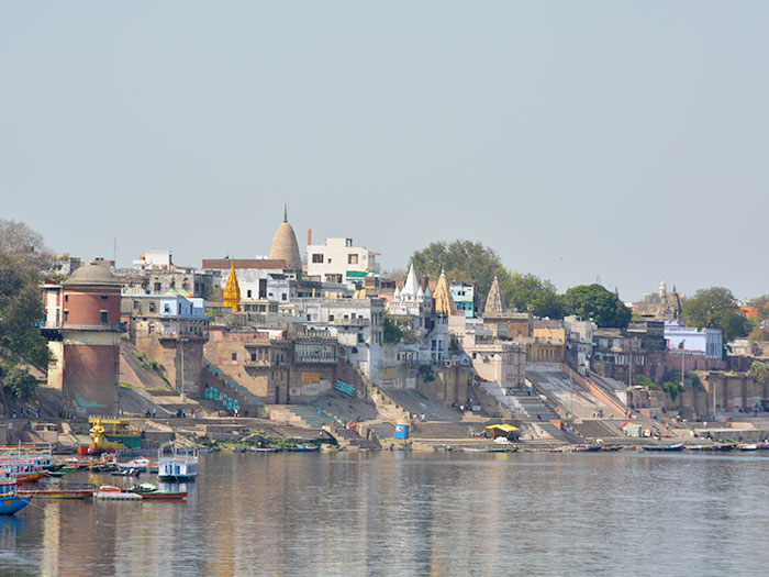 Images of community and worship in Varanasi