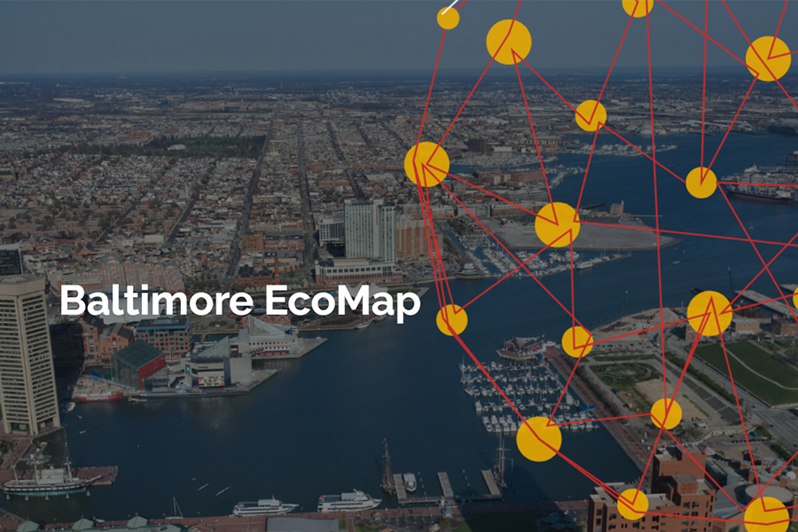 - EcoMap of BaltimorePresented by: Pava LePere