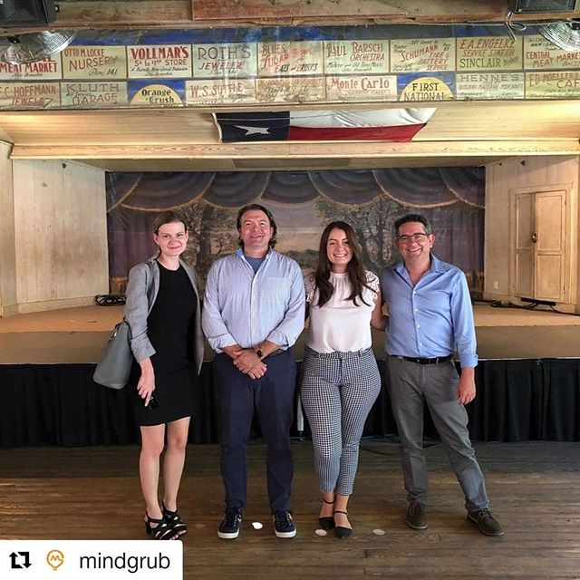 #Repost @mindgrub ・・・ 📍#TeamMindgrub's on the road again, this time in the Lone Star State! If you're here in #Baltimore today, catch us at one of our 3 big events:  --  @nsbebmac STEM Career Fair @engineersclub --  #BIW19 Dev Day Happy Hour @ 1100 Wicomico --  #OutdoorSpeakerSeries: Higher Ed @moi_inc_