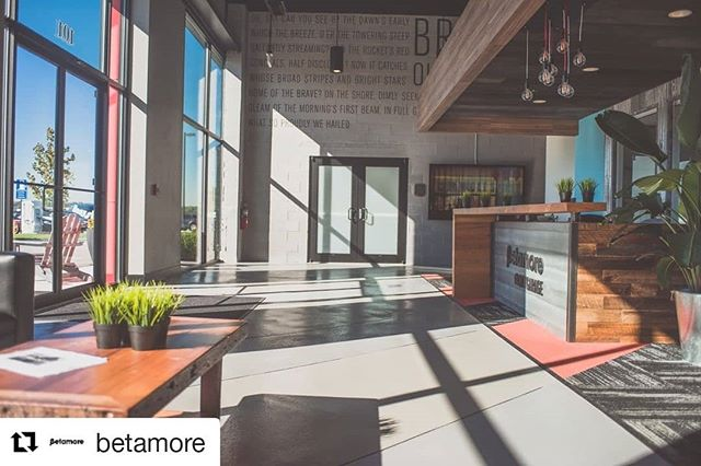 #Repost @betamore ・・・ We are celebrating Baltimore Innovation Week with  drop-in coworking all week! Come by City Garage anytime this week and get to know the Betamore team, members and our coworking space. Link in bio to learn more.  #BaltimoreInnovationWeek  #BIW19 #Betamore #CityGarage #PortCovington #BaltimoreTech #Startup #Coworking