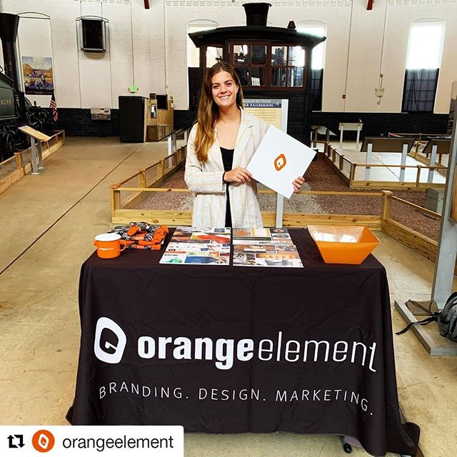 #Repost @orangeelement ・・・ Come see us at the B&O Railroad for @baltimoreinnovationweek! Festivities start soon followed by some time for mixing & mingling. Check out the full week event schedule at the link in our bio! . . . #BIW19 #networking #OErelationships #innovation