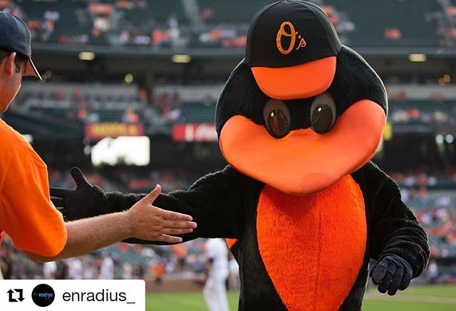 #Repost @enradius_ ・・・ Today is the day! Join us at noon on a tour of Oriole Park at Camden Yards and go behind the scenes to the press level and dugout ⚾️ visit @baltimoreinnovationweek to register.  #orioles #baseball #ballpark #behindthescenes #visitbaltimore #biw19