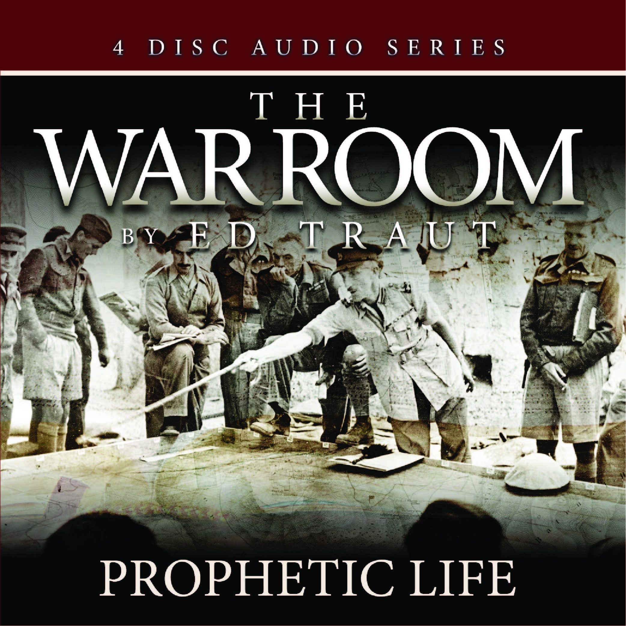 The war room - 4 Part Series: $1.99 each