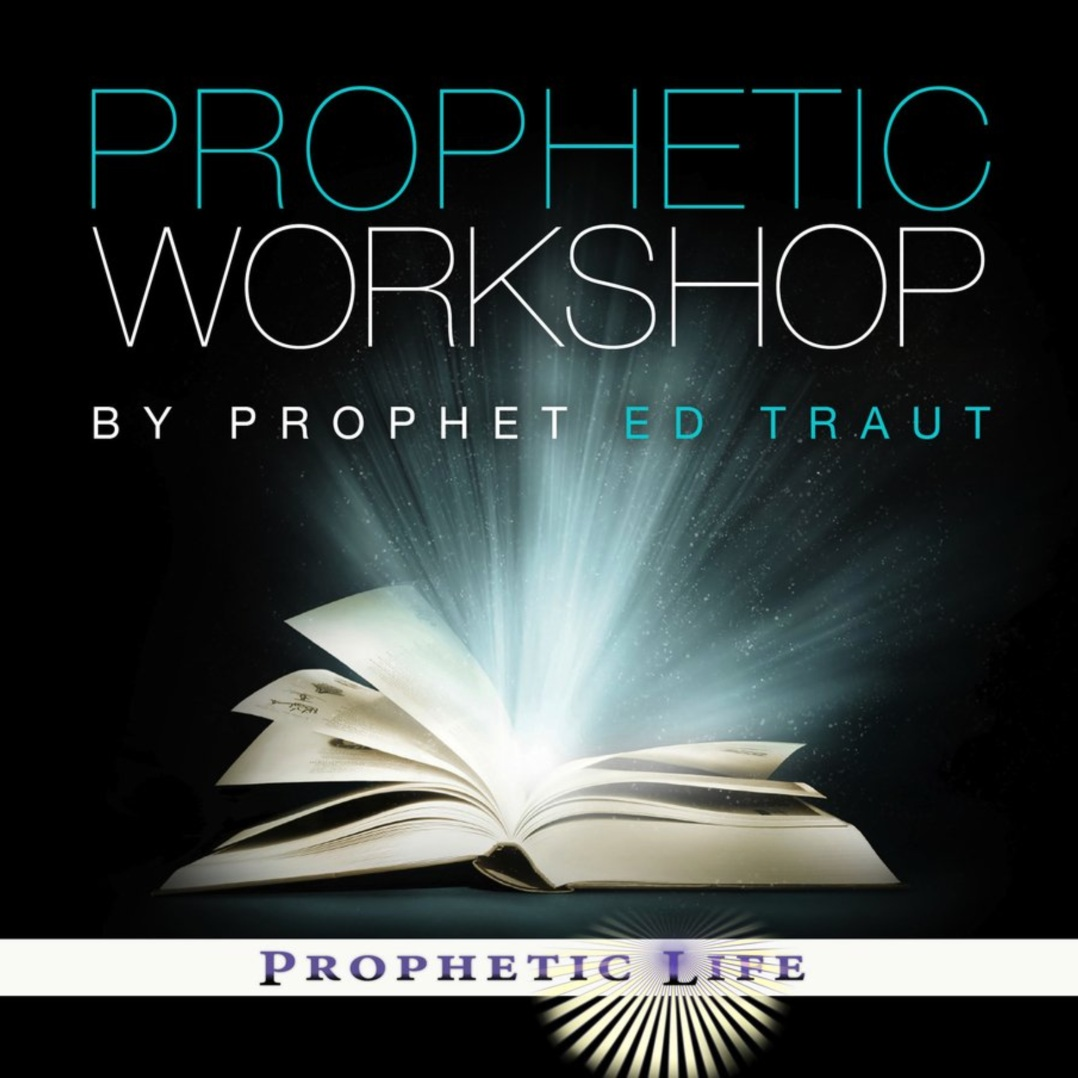 Prophetic workshop - 8 Part Series: $1.99 each
