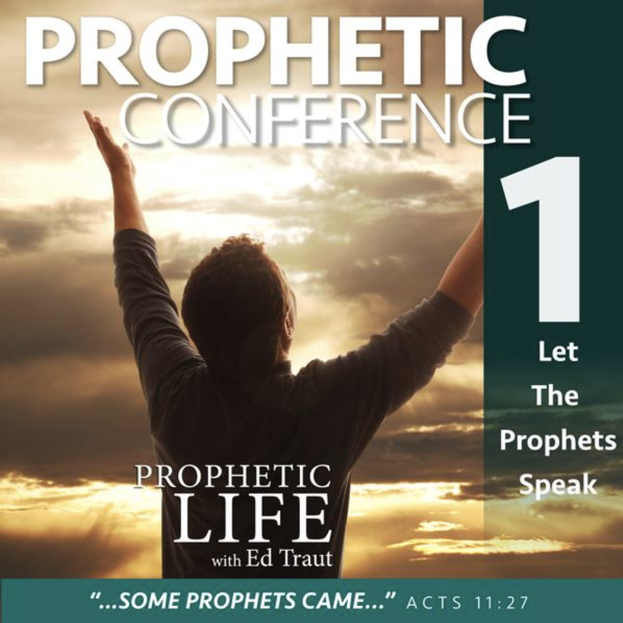 Prophetic conference 1 - 13 Part Series: $1.99 each