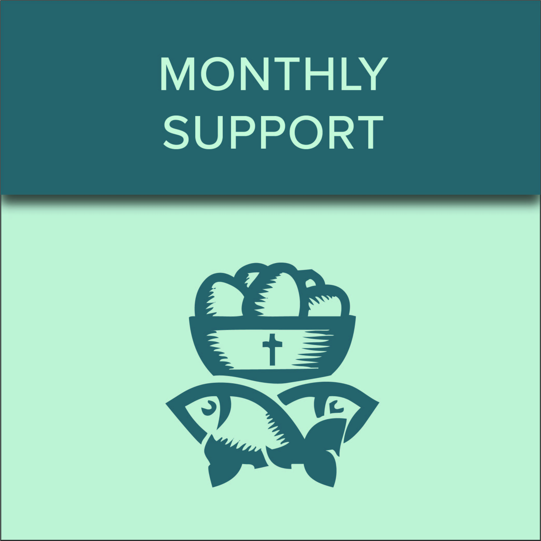Monthly support starting at $10 and up