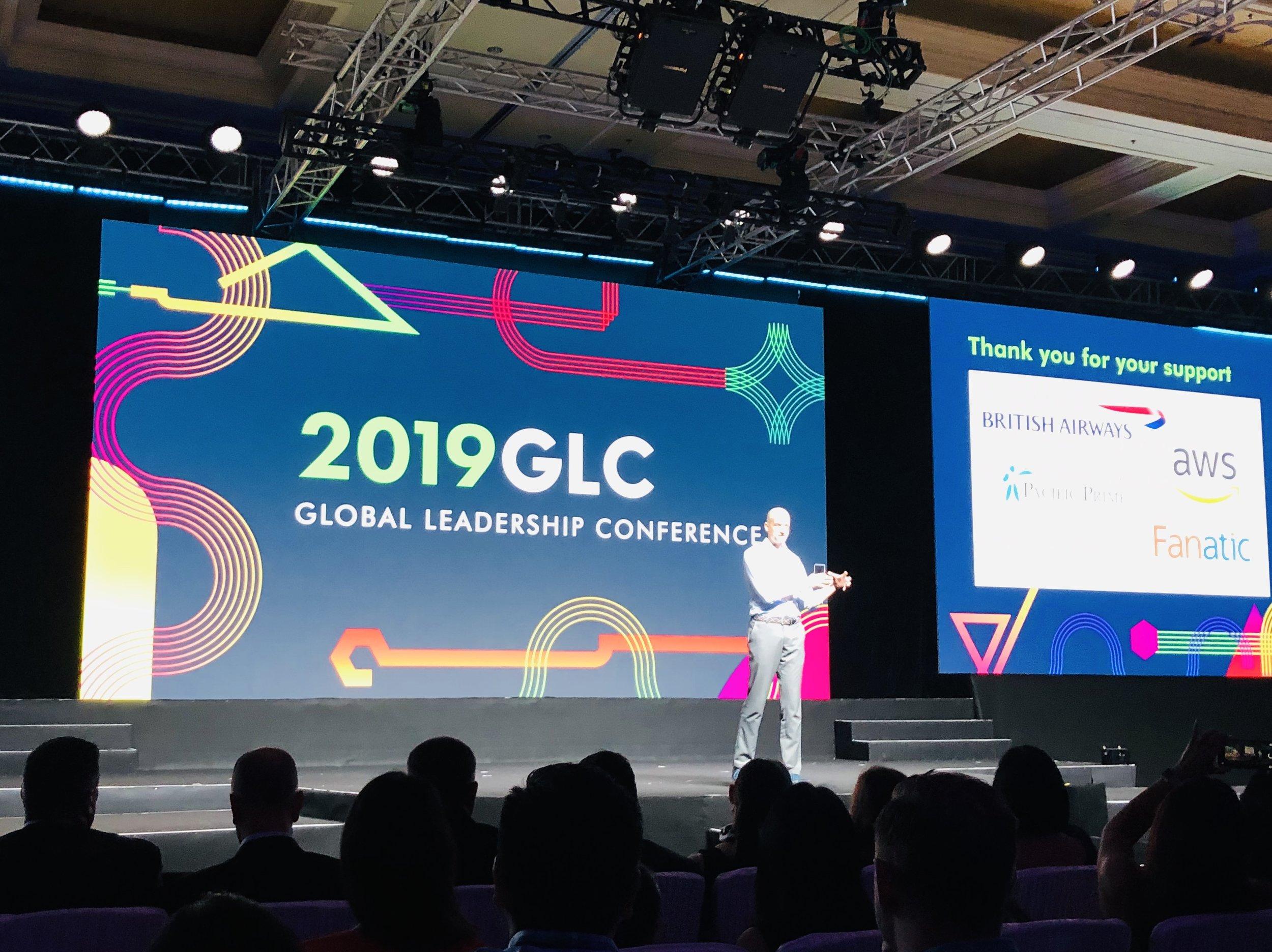 GLC presenters were top-notch.