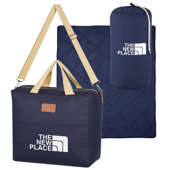 A blanket and cooler set is the perfect gift for movie nights in the park, outdoor concerts and Saturday morning soccer games. The insulated tote can hold plenty of snacks and beverages.