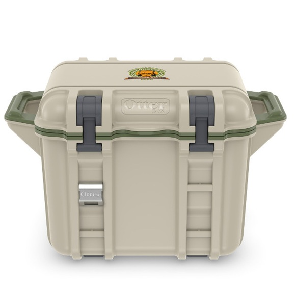 Keepin' it Cool: OtterBox cooler - Want your logo paired with a dependable brand? A rugged cooler is a perfect accessory for every adventure, whether it's a backyard barbecue, a tailgate party or a weekend in the woods.