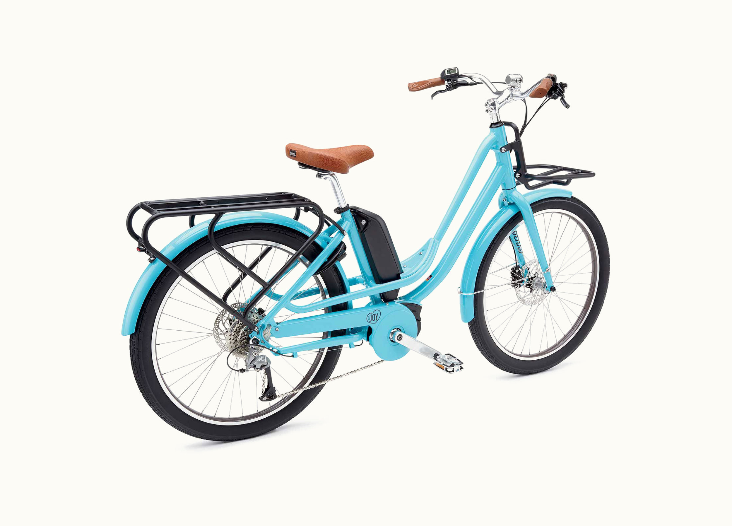 BENNO STEP-THROUGH EJOY - Electric, Charming & Capable
