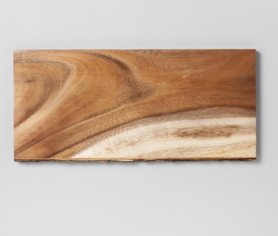 Rectangle Serving Platter Acacia - Threshold™