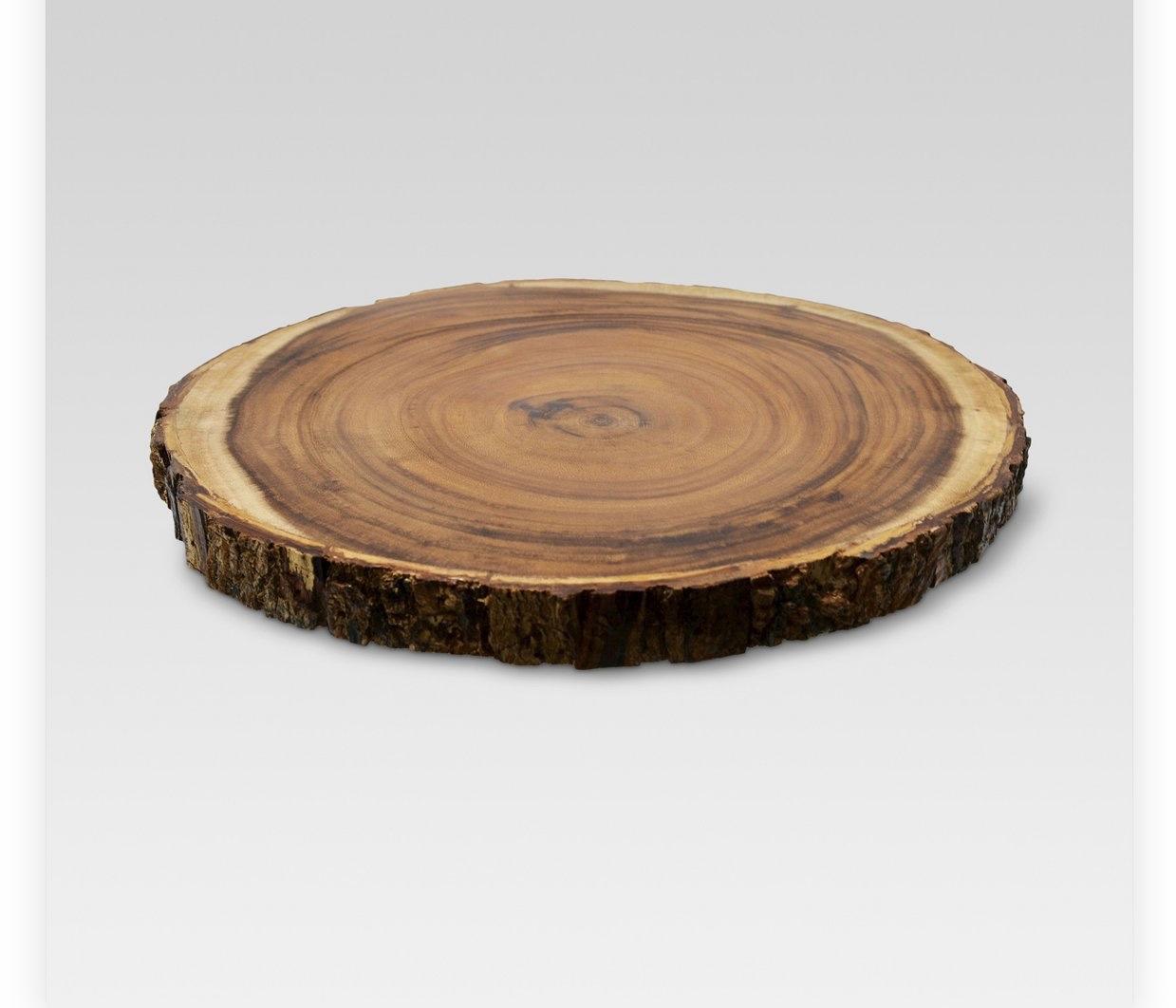 Serving Platter Acacia- Threshold