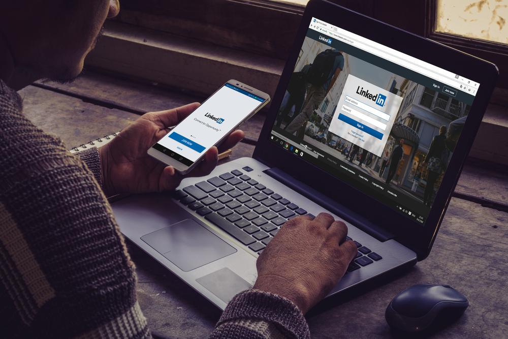 Social Media Campaign - Linkedin Strategy from our Geneva Based Social Media Agency