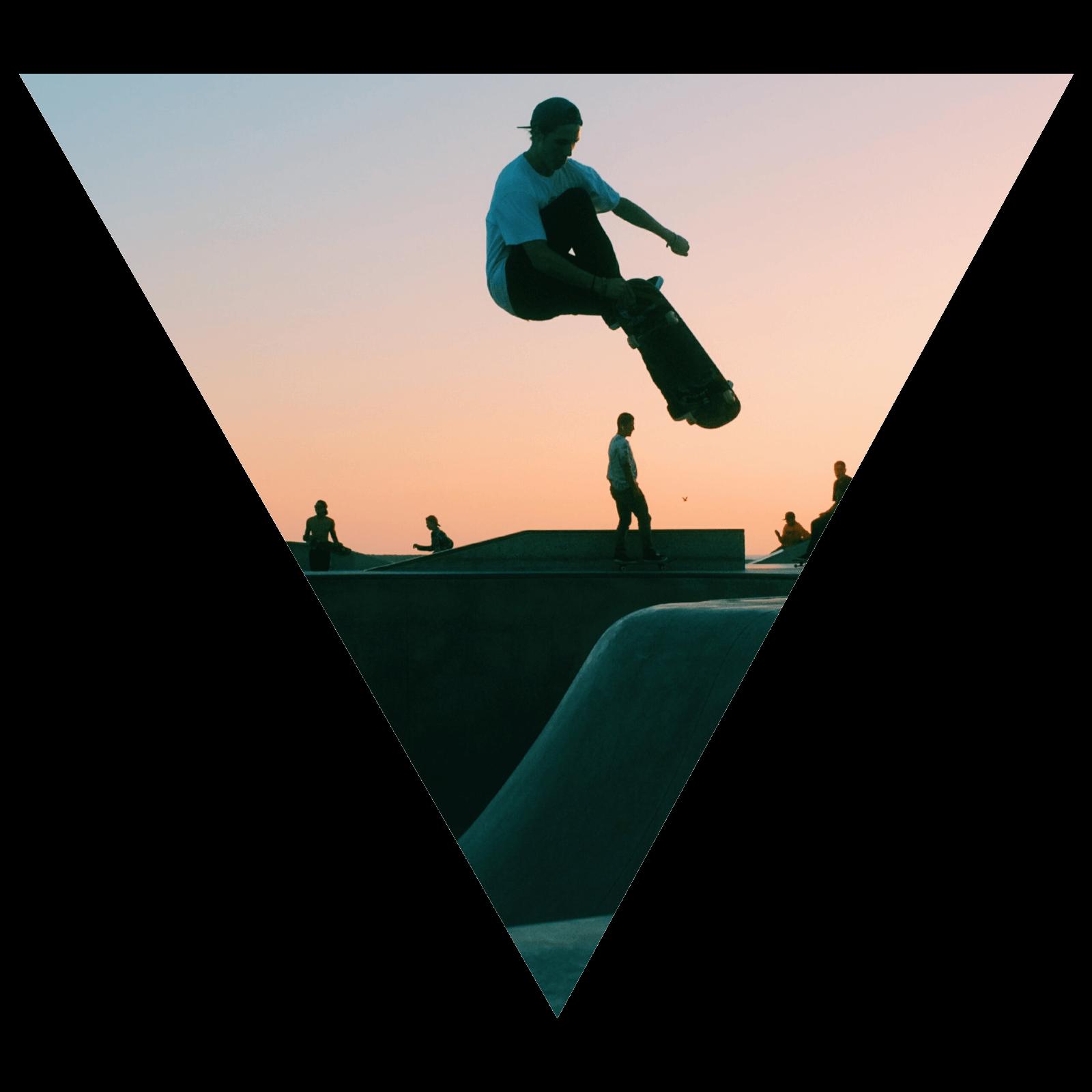 'V' Skateboarder.png