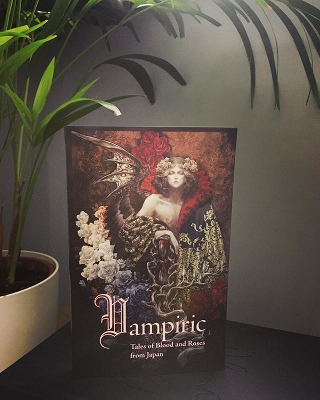 So excited to announce that my first published translation is now available to buy as part of the anthology, Vampiric: Tales of Blood and Roses from Japan, published by Kurodahan Press! It was a pleasure to translate the story, Birth of a Vampire, written by Japanese author Konaka Chiaki.  If you're interested in reading some wonderful Japanese vampire tales, then this is the book for you. Available in print and on kindle from Amazon. Link in bio. 🧛🏻♀️ 翻訳のプロジェクトがあれば、ご相談しましょう。 🧛🏻♂️ #翻訳 #翻訳家 #出版翻訳 #英訳 #吸血鬼 #小中千昭 #小説 #出版 #translation #translator #japanesetranslator #japanesetoenglish #literarytranslation #shortstory #vampire #vampiric #vampireliterature #chiakikonaka #kurodahanpress